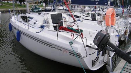 Sailing Yacht Maxus 28