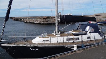 Sailing yacht Beneteau