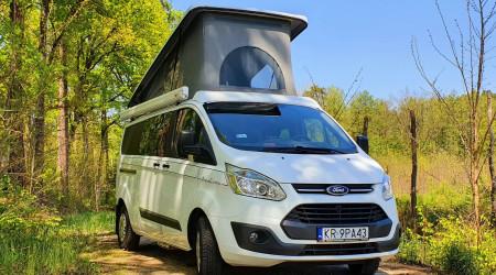 CamperBus Ford Transit Custom