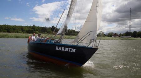 Sailing Yacht type Nefryt 7m