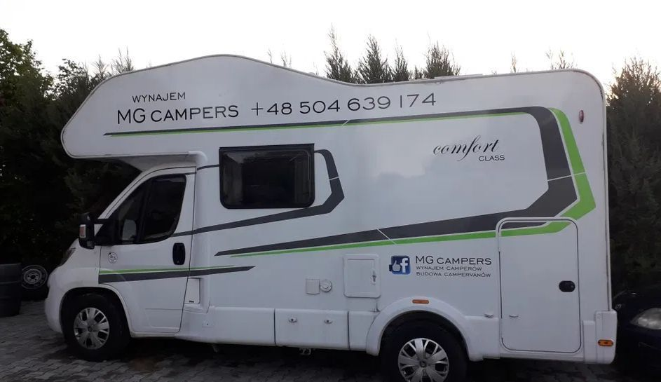 Weinsberg CaraHome for 4 people