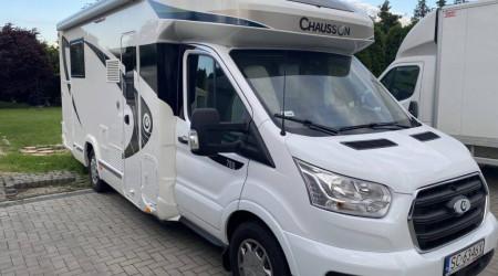 Chausson 758 ViP motorhome model 2020