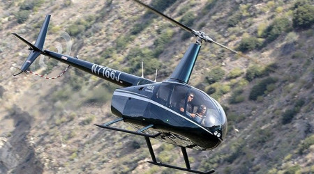 ROBINOSN R 44 Helicopter
