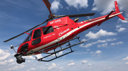 AIRBUS H 125 (EUROCOPTER AS 350)