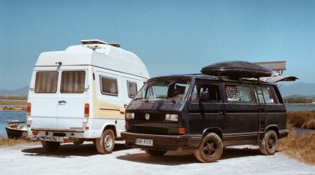 Volkswagen CamperVan from 1987