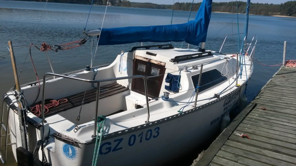 LUPUS sailing yacht ideal for family
