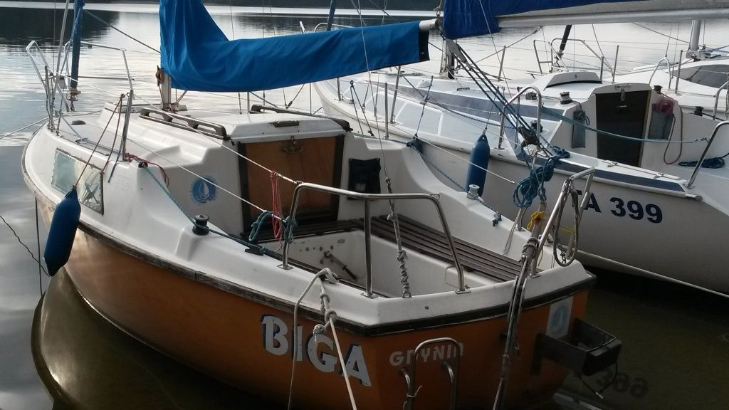 VENUS sailing yacht ideal for a family