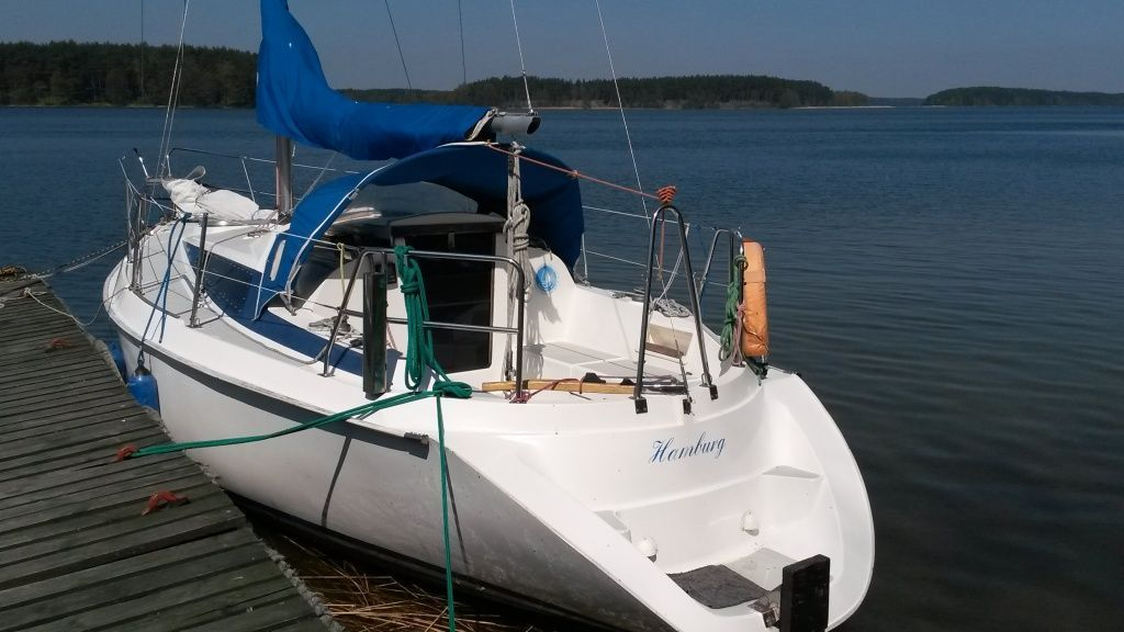 TANGO FAMILY 780  sailing yacht