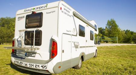 Knaus SPORT Traveller 700