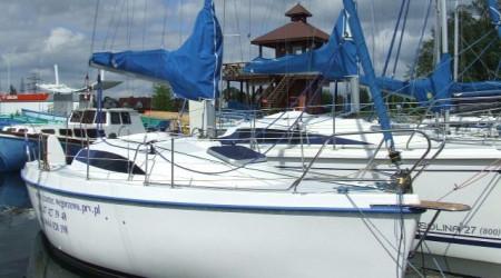 Sasanka 660 Supernova sailing yacht
