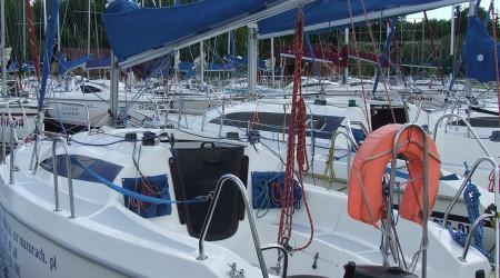 Sasanka 660 Supernova ozonated sailing yacht