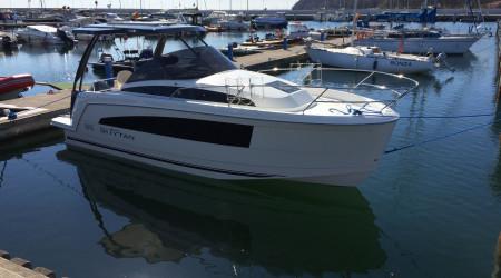 BALT 818 TYTAN sonar plotter - no sailing licence!
