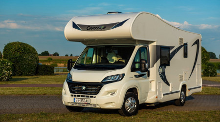 CHAUSSON C656 VIP for 7 people