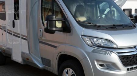 ILUSION XMK 650 H with a bright interior
