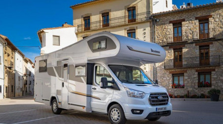 State-of-the-art Benimar Sport 363