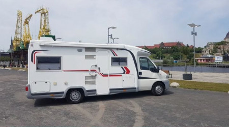 Fiat Ducato Challenger Semi-integrated for 4