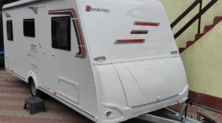 Sterckeman Easy 496PE with a bright interior