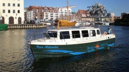 Vistula Cruiser 30 own design