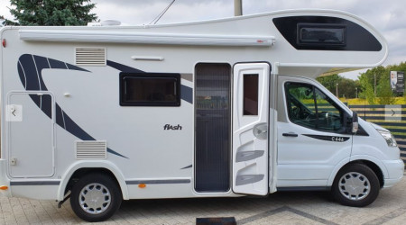 CHAUSSON Flash C646 winter version with alcove