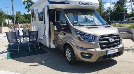 State-of-the-art Chausson 627VIP Premium