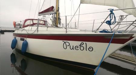 """Family Dufour 34 """"Pueblo"""""""