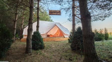 Vannaheim 40 tent in małe Dolomity