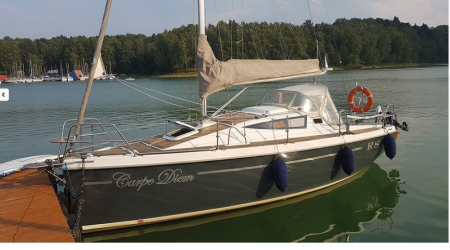 Beautiful sailing yacht Antila 26 8.8 m