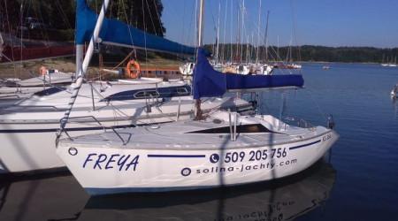 "Small Sportina 595 ""Freya"""