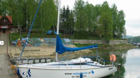 Sailboat Tango 780 Sport 7.8m