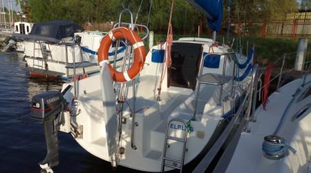 Sailboat Antila 26
