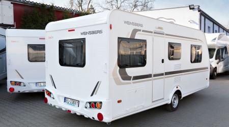 The newest WEINSBERG Cara One 500 XU