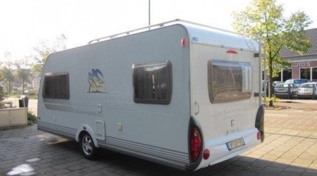 KNAUS SUDWIND500 LIMITED EDITION with a microwave