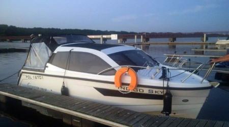 """Unique motor yacht """"Cabrio"""" Coaster 720 Gran"""