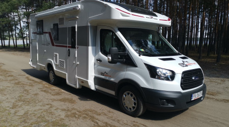 Camper Ford Rollerteam 265TL 2019