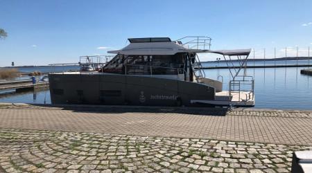 "Amazing houseboat Futura 40 ""Sirroco"" 12m"