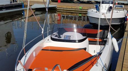 Motorboat Ebro 1 2018