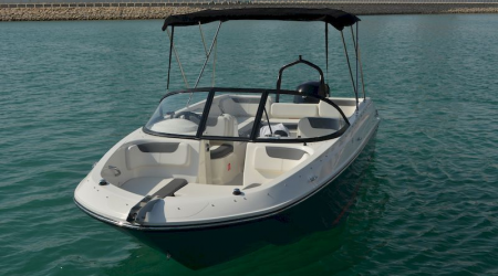 Motorboat Bayliner E7 2019