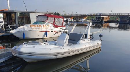 Motorboat Rib/Bora 2018