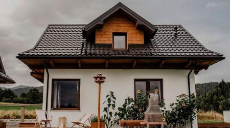 House under the Volcano No. 1
