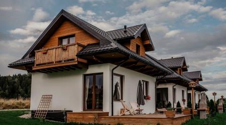 House under the Volcano No. 3
