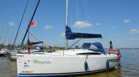 Sailing yacht Antila 27 Family Margerita 2017