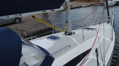 Sailing yacht Antila 27 Family Tobago 2020