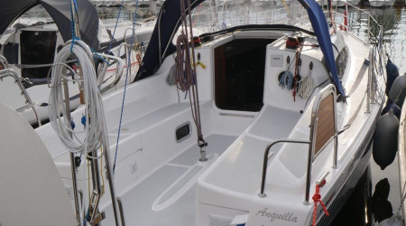 Sailing yacht Antila 26CC Anquilla 2019