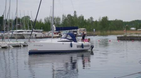 Sailing yacht Antila 26CC Irenka  2019