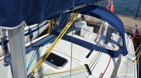 Sailing yacht Antila 26CC Martinique 2018