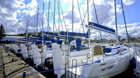 Sailing yacht Antila 26CC Scarto 2014