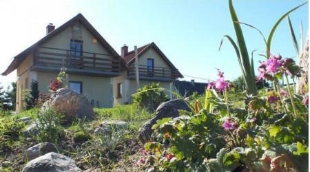 Kurka Wodna in Mikołajki, house no.1