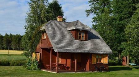 Large house in w Uroczysko Jeleń