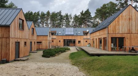 Seasonal apartment Bianco in Osjaków  Settlement