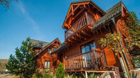 Kocia cottage in the Pieniny Mountains